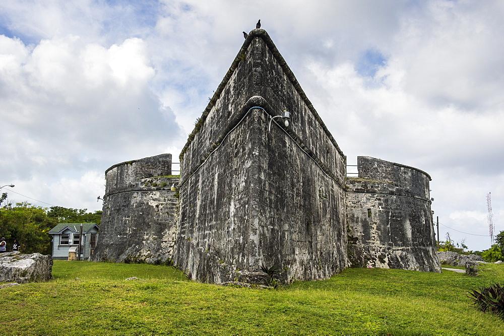Fort Fincastle, Nassau, New Providence, Bahamas, Caribbean