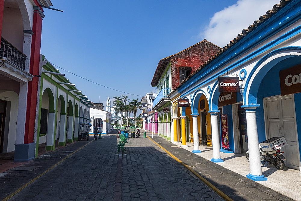 Tlacotalpan, UNESCO World Heritage Site, Veracruz, Mexico, North America