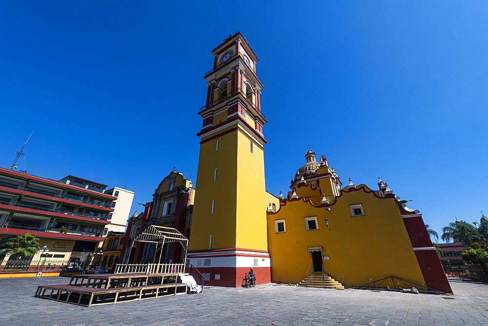 Cathedral of Orizaba, Orizaba, Veracruz, Mexico, North America