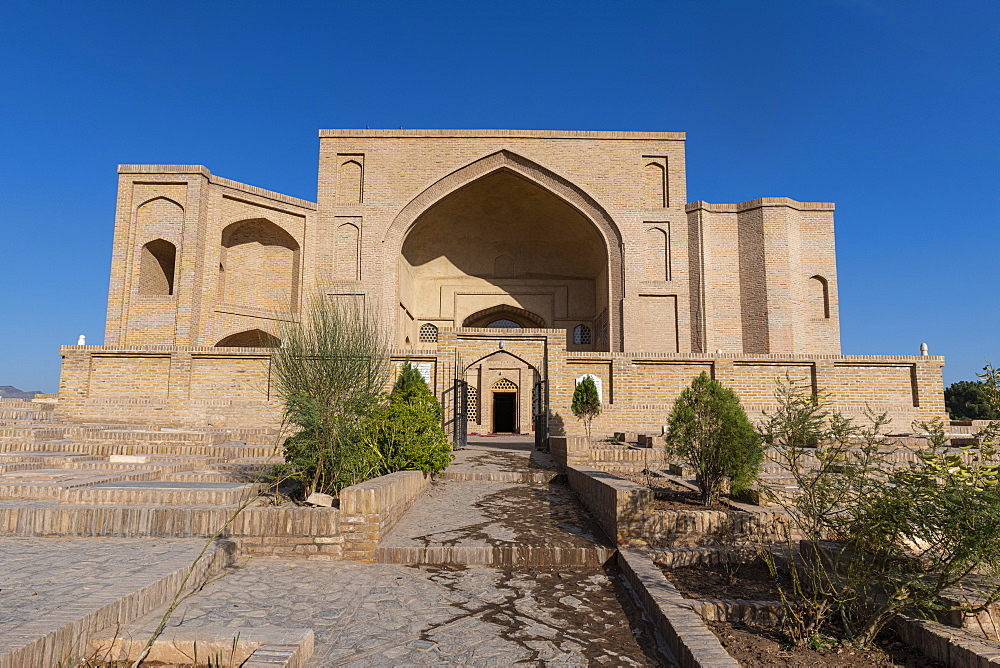 Shahzada Abdullah shrine, Herat, Afghanistan - 1184-3481
