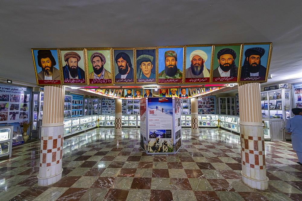Jihad museum, Herat, Afghanistan - 1184-3507