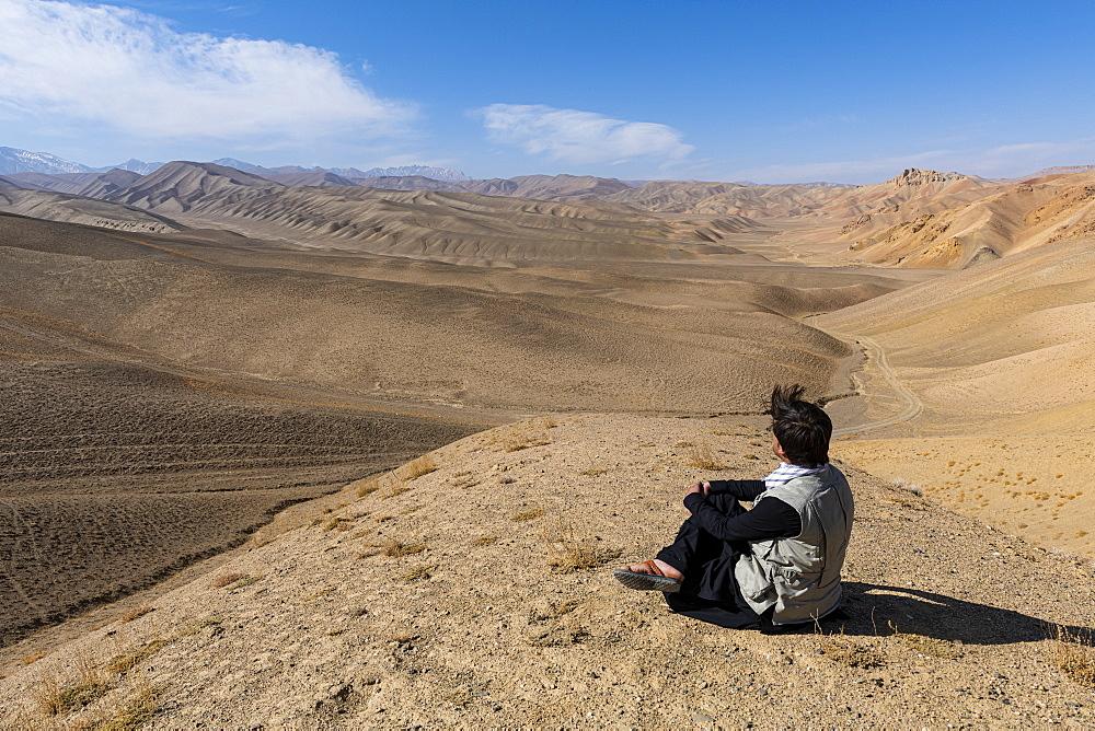 Bamyan, Afghanistan - 1184-3529