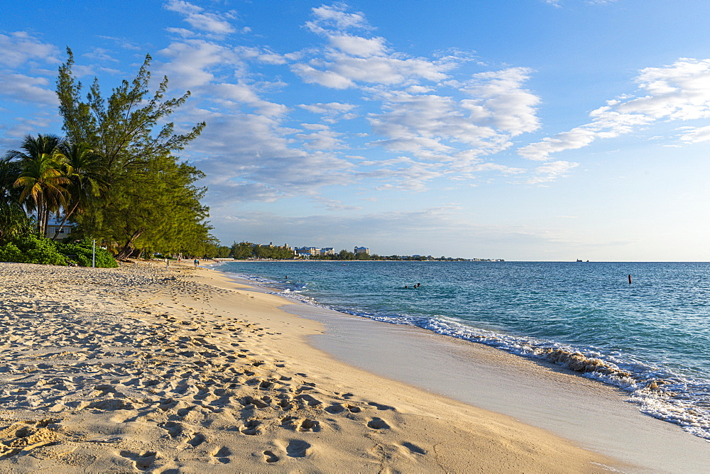 Governors Beach part of seven mile beach, Grand Cayman, Cayman islands - 1184-3537