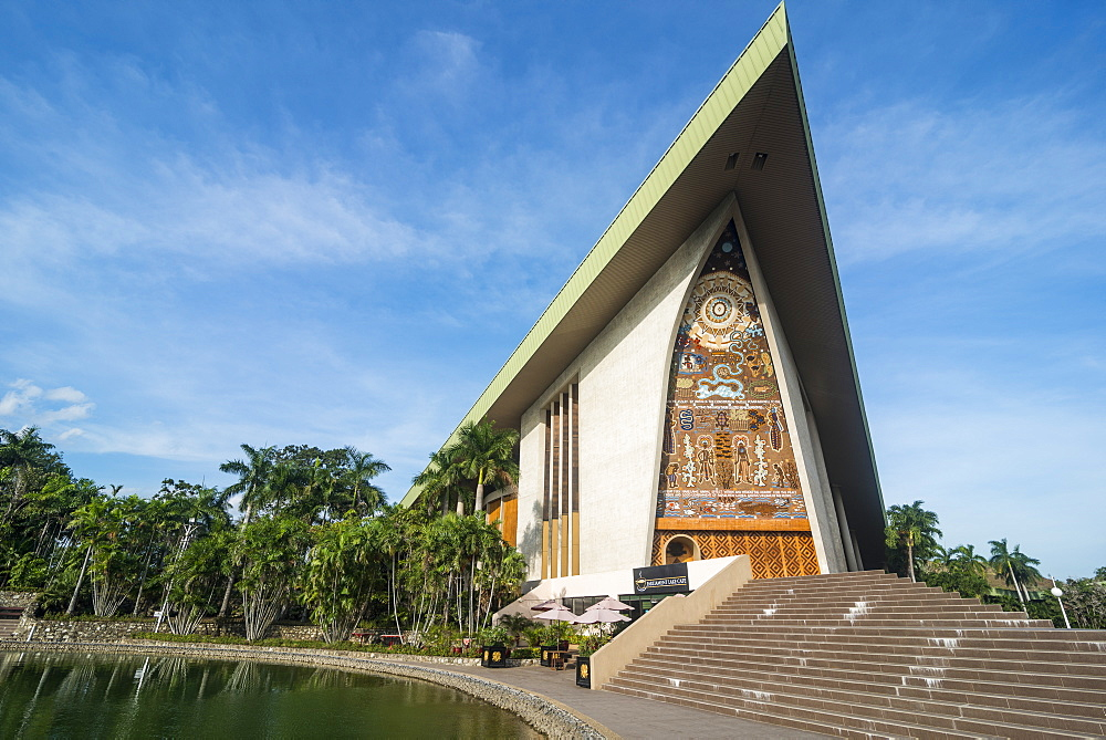 National Parliament, Port Moresby, Papua New Guinea, Pacific