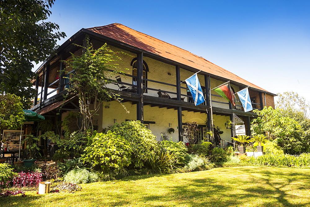 The historical Mandala House, Blantyre, Malawi, Africa