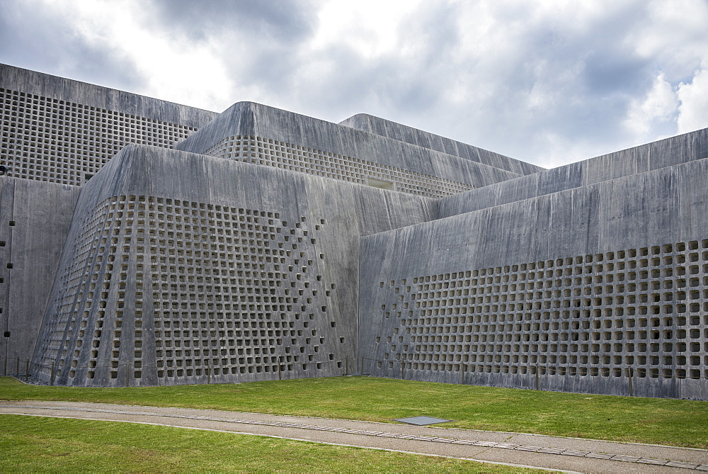 Okinawa Prefectural Museum, Naha Okinawa, Japan