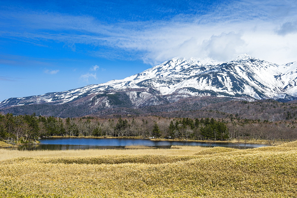 Shiretoko Goko Lakes, Shiretoko National Park, UNESCO World Heritage Site, Hokkaido, Japan, Asia