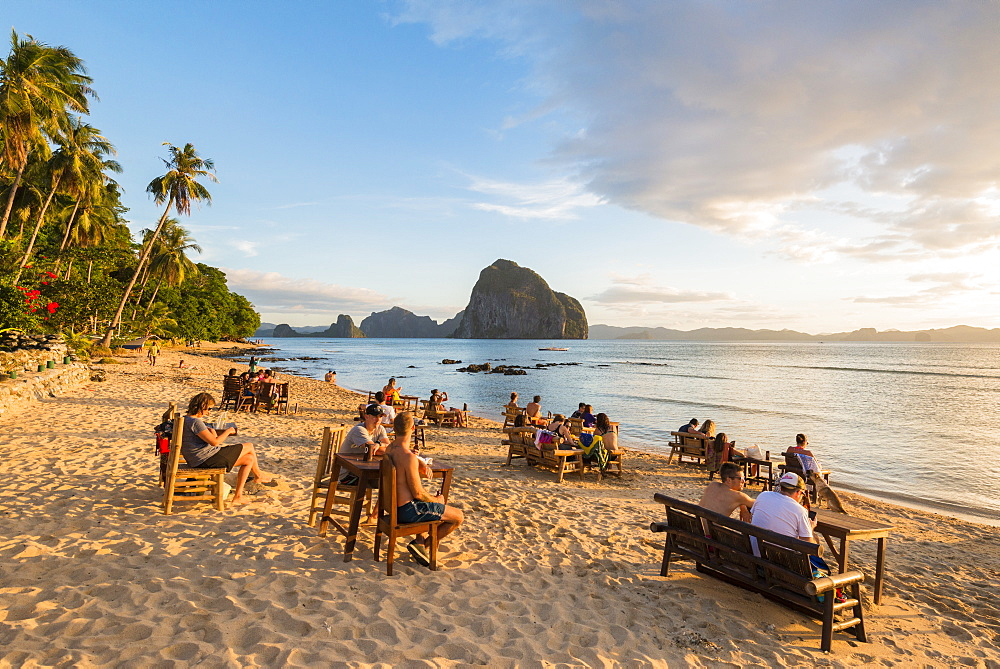 El Nido, Palawan, Mimaropa, Philippines, Southeast Asia, Asia