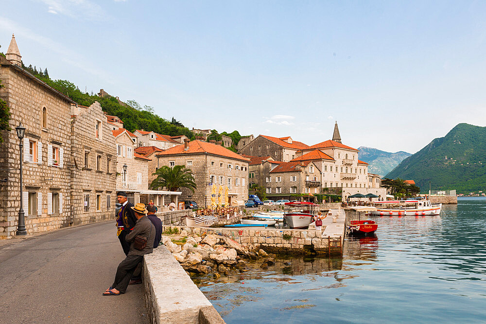 Promenade of Perast