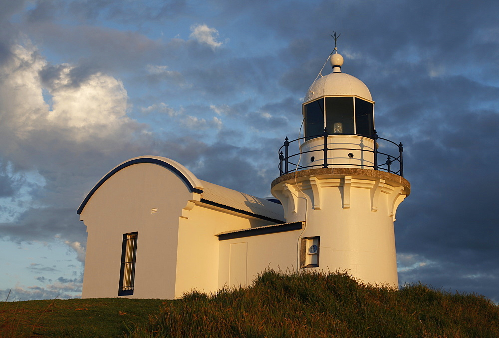 The lighthouse at Port Macquarie in New South Wales, Australia, Pacific
