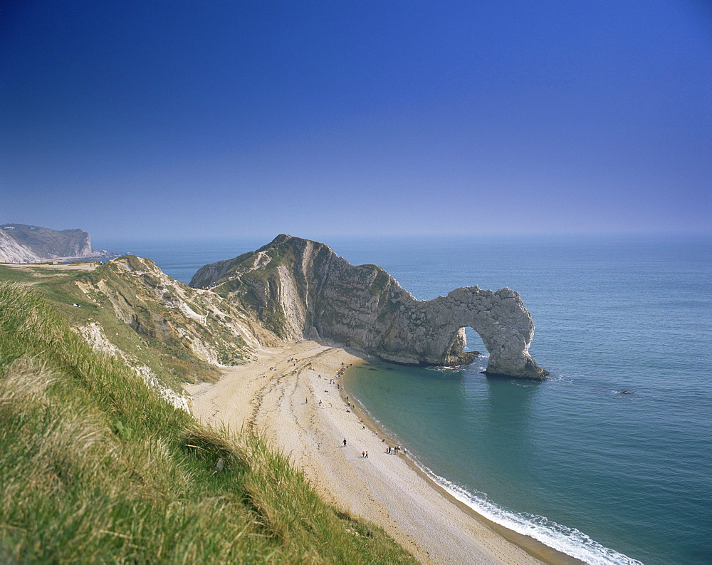 Durdle Door, Dorset, England, United Kingdom, Europe