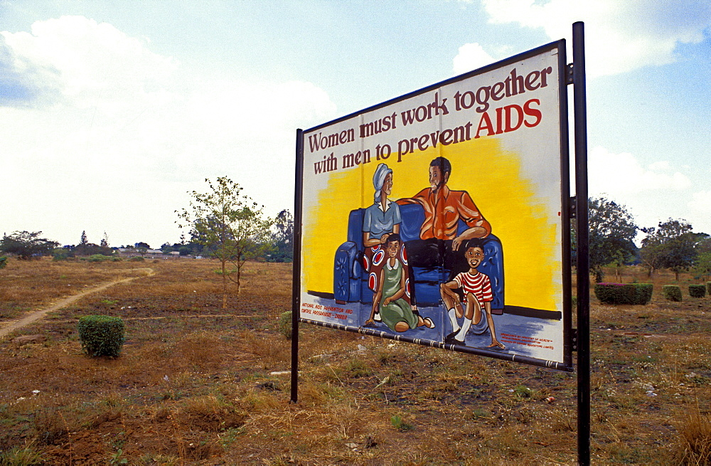 Info about aids in lusaka, zambia