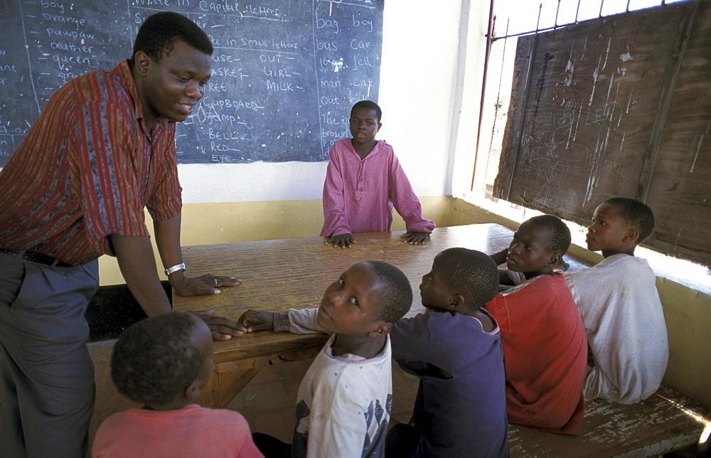 Kenya grandsons of abraham, home for street boys, mombasa