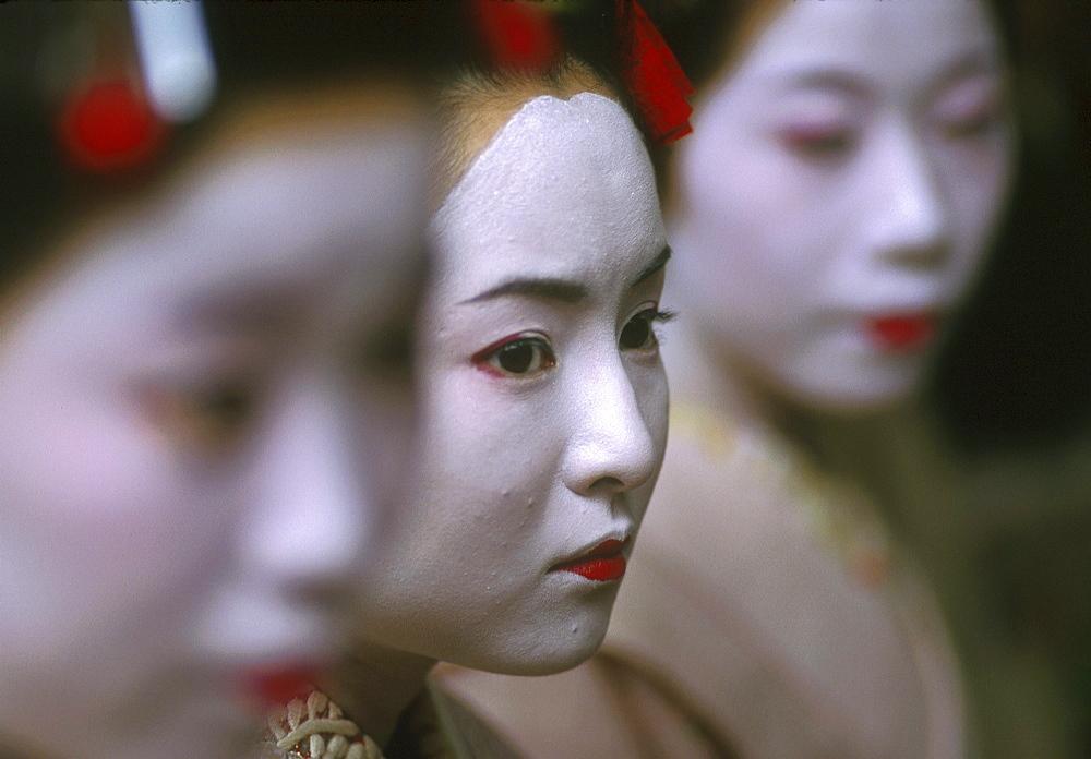 Japan geisha ceremony kyoto