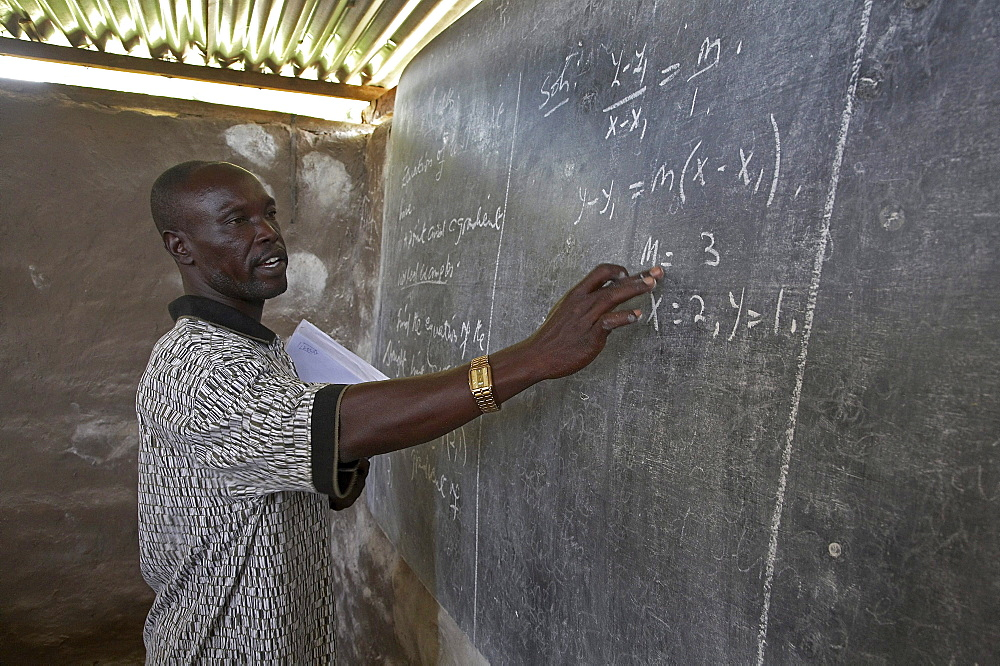South sudan kings college, yei. a privately run secondary school, which receives help in training teachers from jesuit refugee services