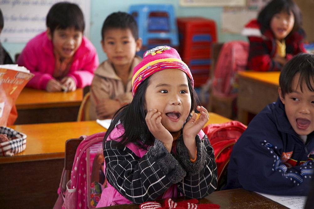 Vietnam tan hop primary school in quang tri province
