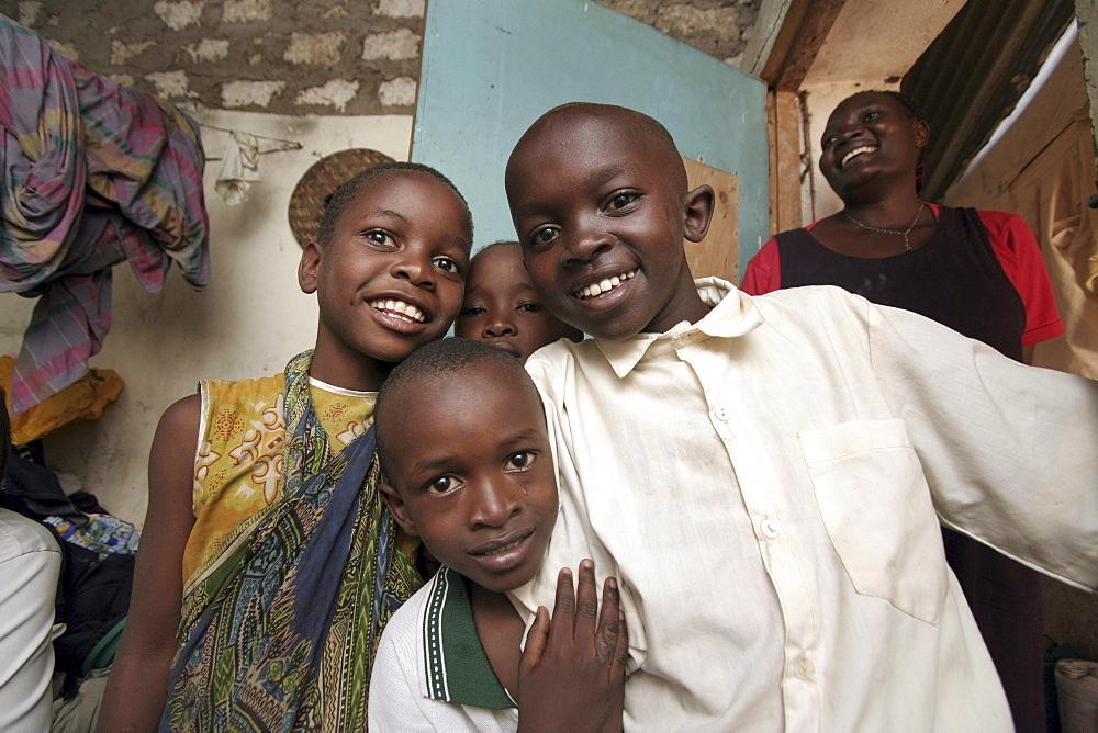 Kenya boys of mombasa