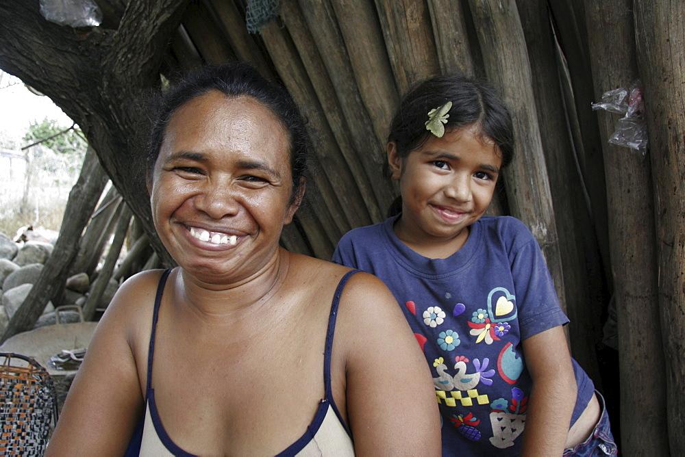 Venezuela women and children of pavia, barquisimeto