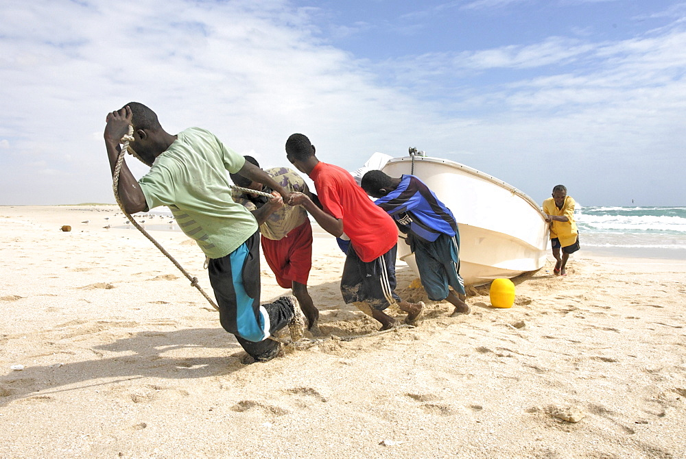 Hardest hit was a 650 kilometers stretch of the somali coastline between garacad (mudung region) and xaafuun (bari region), which forms part of the puntland province near the horn of africa. The tsunami resulted in the death of some 300 people and extensive destruction of shelters, houses and water sources as well as fishing gear. The livelihoods of many people residing in towns and small villages along the somali indian ocean coastline, particularly in the northern regions, were devastated