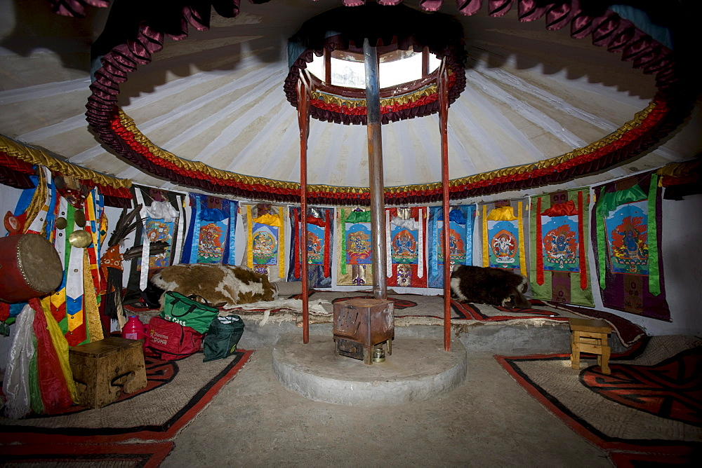 """13th century national park comprises chinggis khan's giant statue museum and live museum """"town from 13 century"""". The ancient nomadic mini kingdom is located in the distance of 130 km east of ulaanbaatar in area of erdene zuu of tov province. It takes 2 hours driving on paved road. In the live 13th century kingdom one will see and experience the authentic lifestyle of mongols, who were lived in powerful mongol empire?s Period. This place gives you a same feeling that famous traveler marco polo and william rubruck felt once upon time. Tov province, mongolia"""