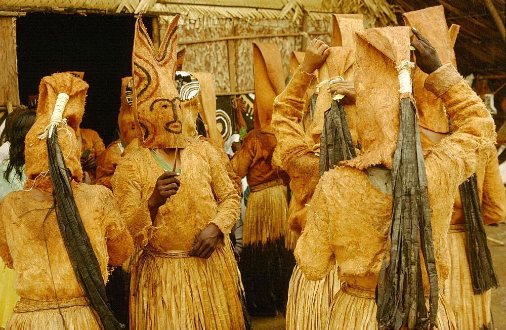 Makuna-colombian shamans,