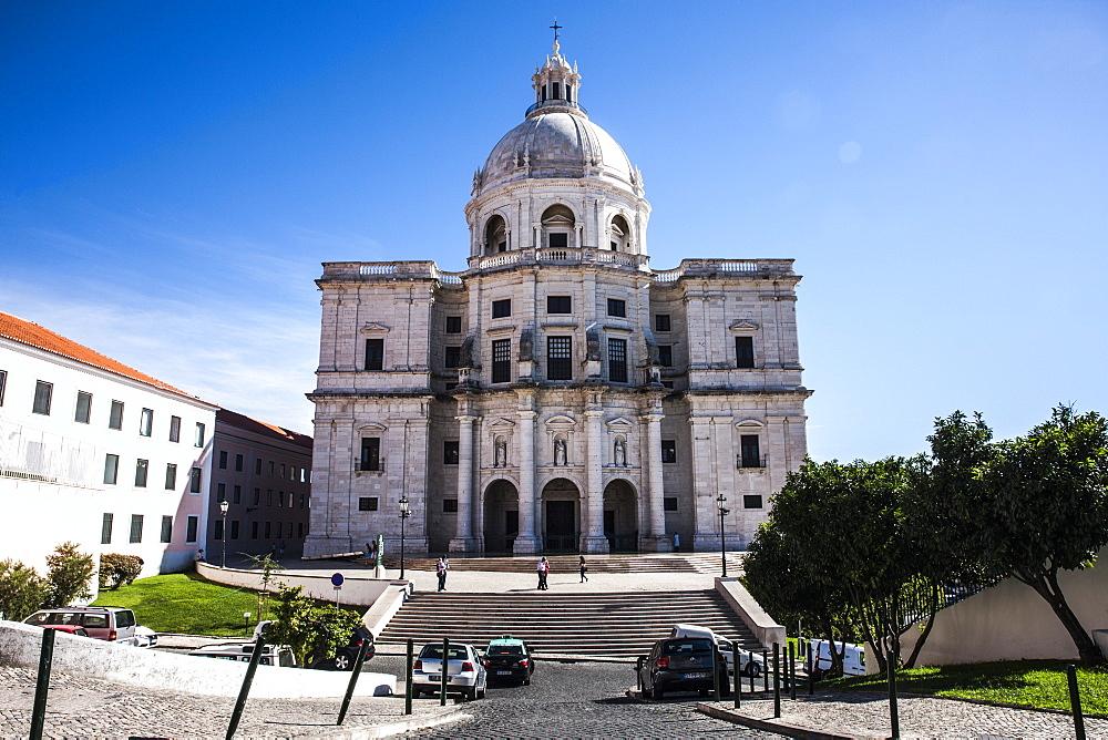 Sao Vicente da Fora, Alfama, Lisbon. Portugal, Europe - 1196-286