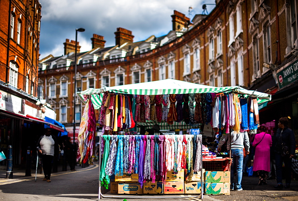Brixton Market, London, England, United Kingdom, Europe