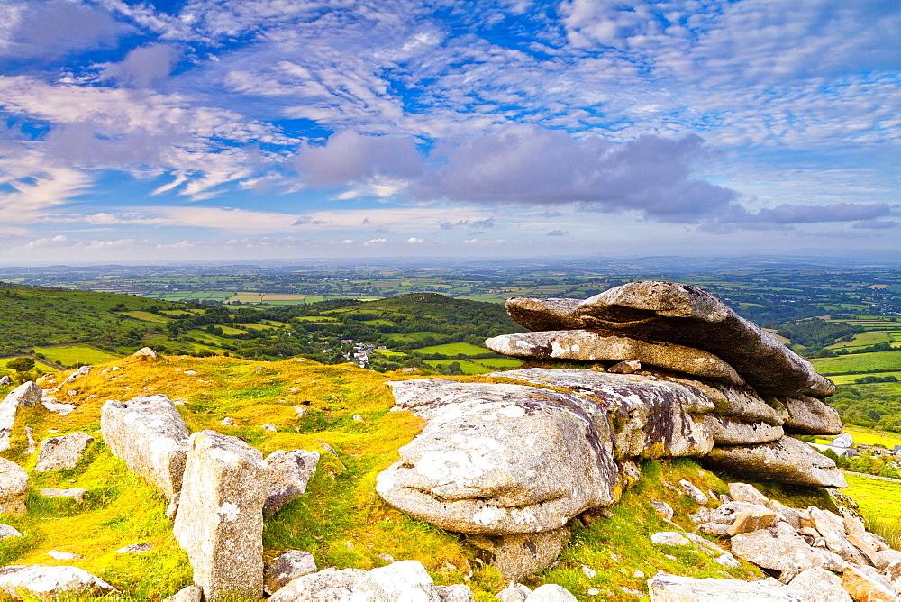 Bodmin Moor, Cornwall, England, United Kingdom, Europe - 1207-10