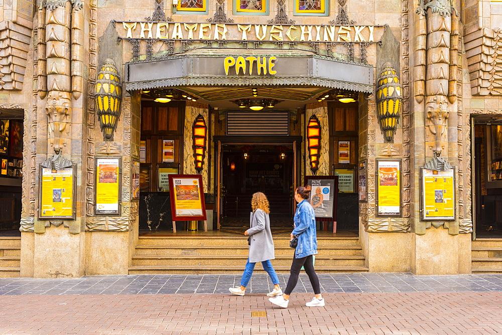 Theater Tuschinski, Amsterdam, Netherlands, Europe