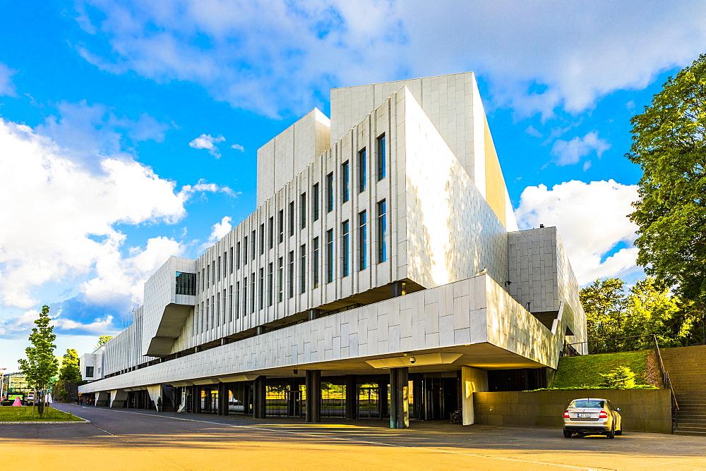 Finlandia Hall, Helsinki, Uusimaa, Finland, Scandinavia, Europe