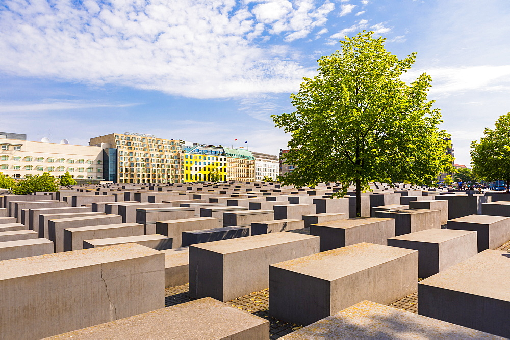 Holocaust Memorial, Berlin, Germany, Europe - 1207-532