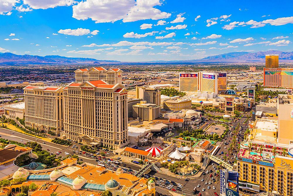 Las Vegas, Nevada, United States of America, North America - 1207-649