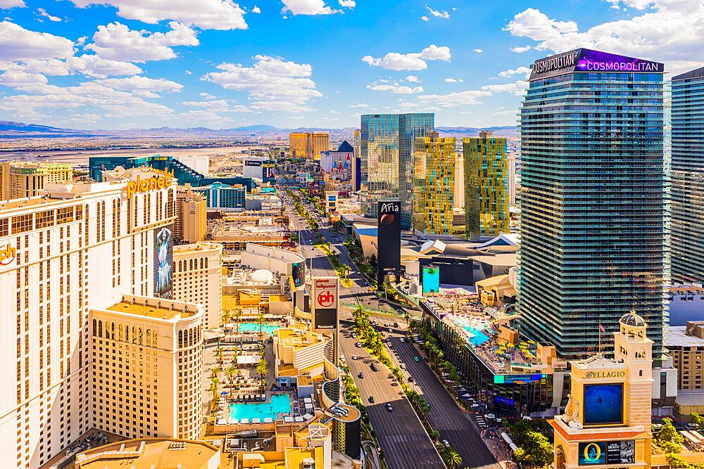 Las Vegas Strip, Nevada, United States of America, North America