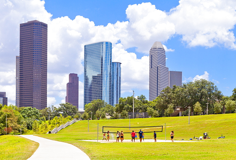 Eleanor Tinsley Park, Houston, Texas, United States of America, North America