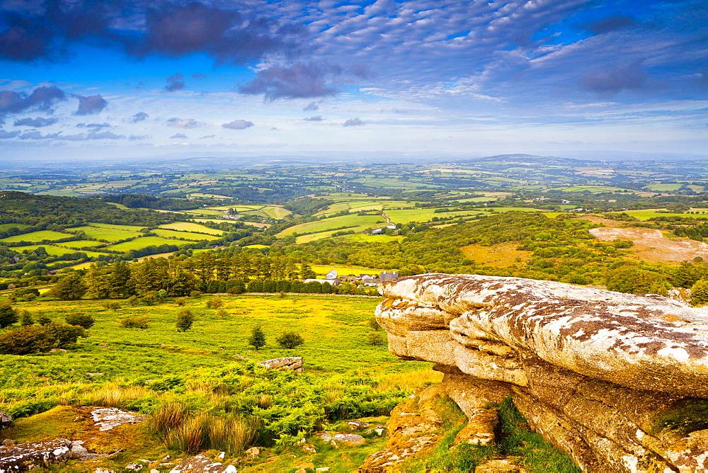 Bodmin Moor, Cornwall, England, United Kingdom, Europe - 1207-8