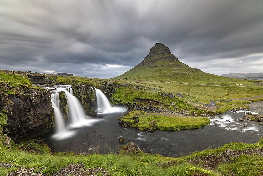 Kirkjufell, Snaefellsnes, Iceland, Polar Regions - 1209-111