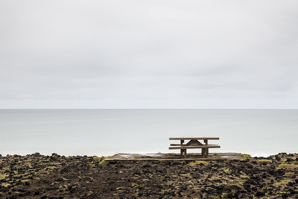 Skardsvik Beach, Snaeafellsnes, Iceland, Polar Regions - 1209-113