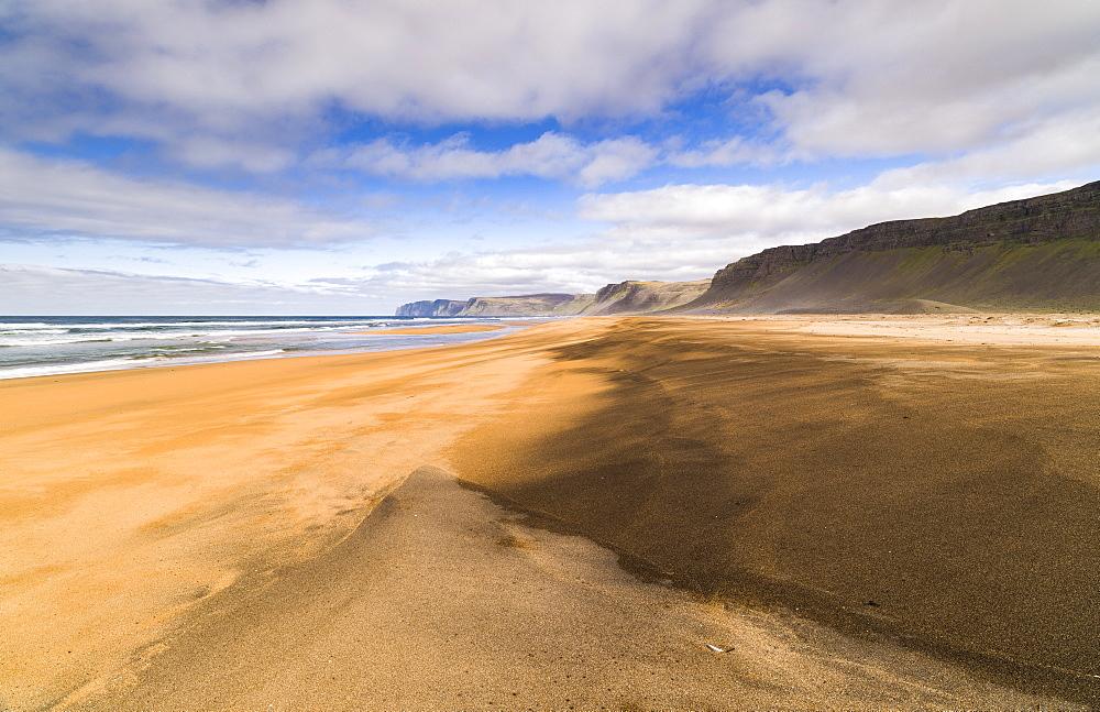 Raudasandur, Westfjords, Iceland, Polar Regions - 1209-116