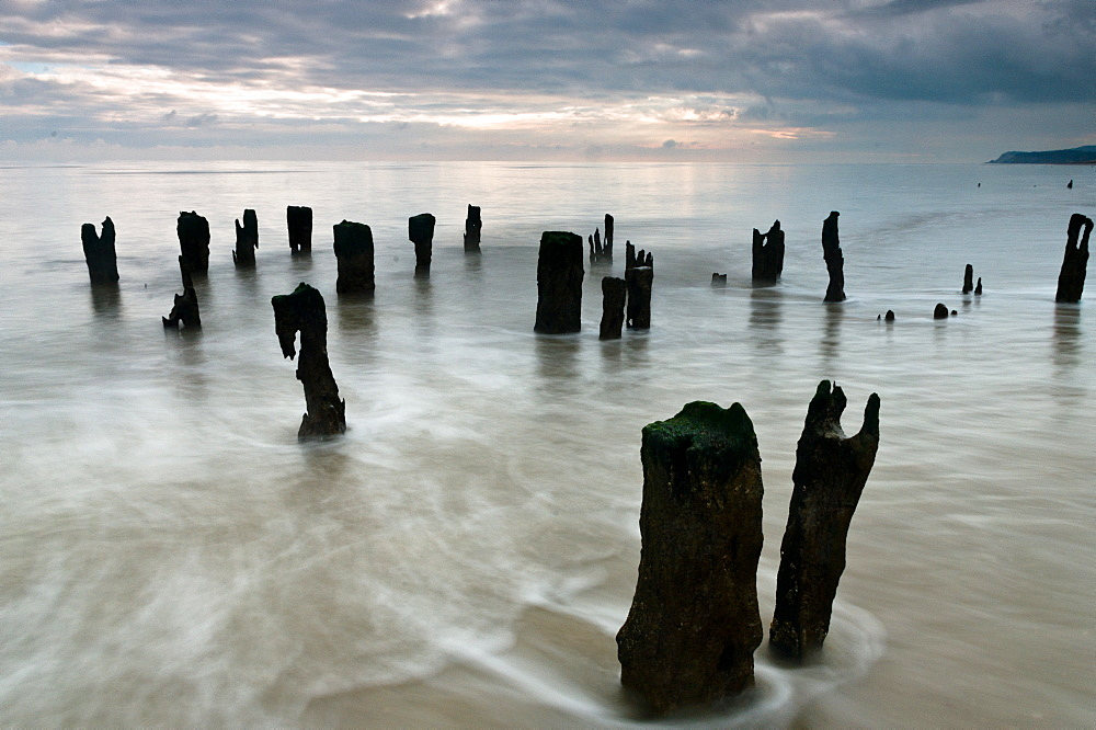 The Old Harbour, Winchelsea Beach, Sussex, England, United Kingdom, Europe - 1209-12