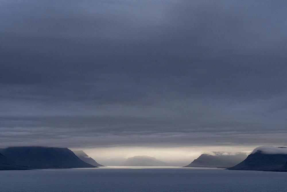 Arnarfjordur, Westfjords, Iceland, Polar Regions - 1209-136