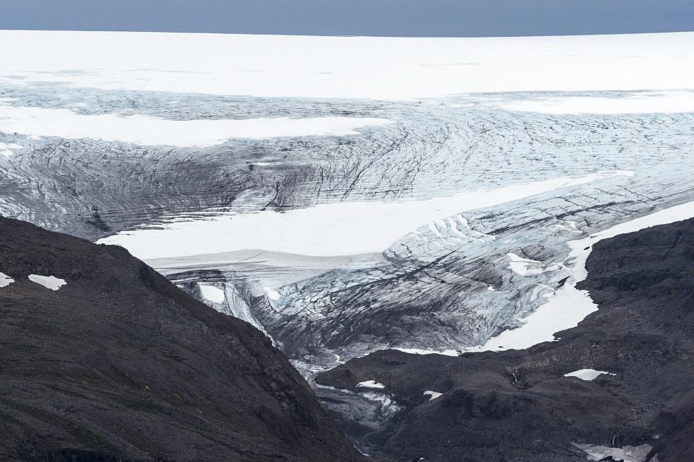 Drangajokull Glacier, Westfjords, Iceland, Polar Regions - 1209-145