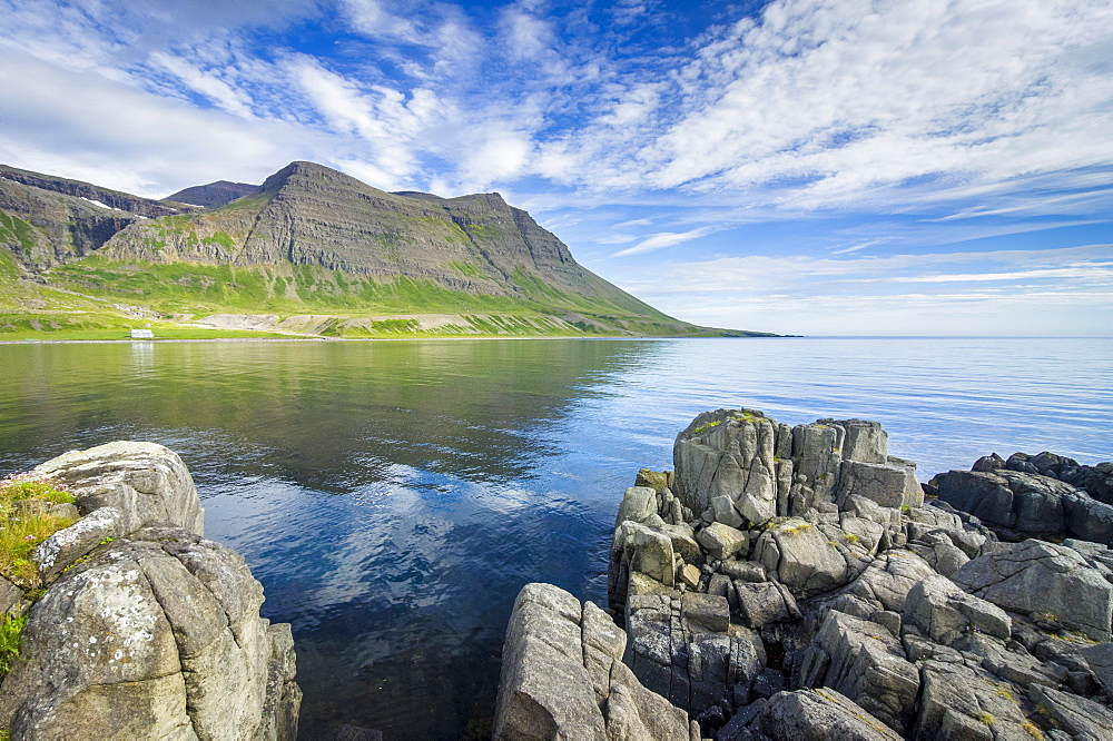 Strandir Coast, Westfjords, Iceland, Polar Regions