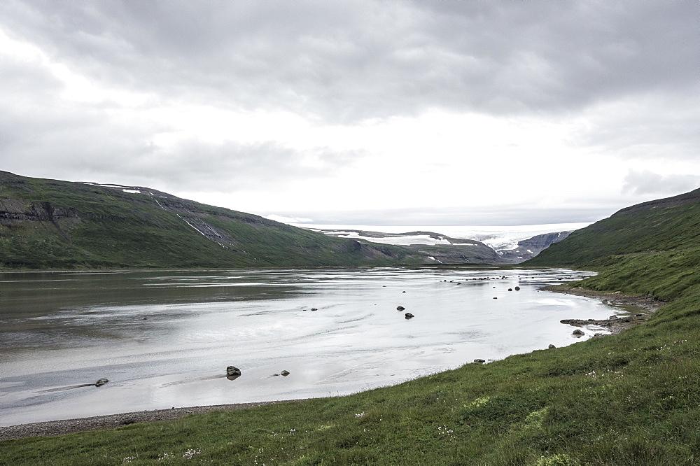 Drangajokull Glacier, Westfjords, Iceland, Polar Regions - 1209-155