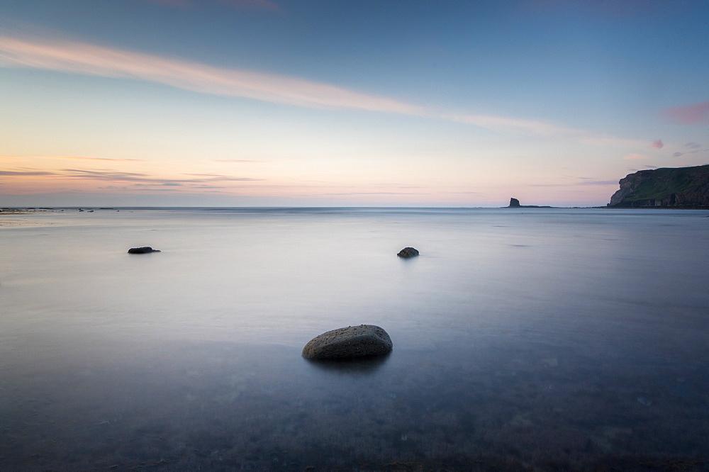 Black Nab, Saltwick Bay, Yorkshire, England, United Kingdom, Europe - 1209-37