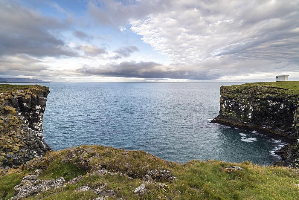 Arnarstapi, Snaefellsnes Peninsula, Iceland, Polar Regions - 1209-97