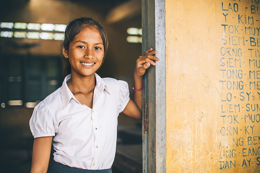 VSO changes lives in Cambodia through education ...