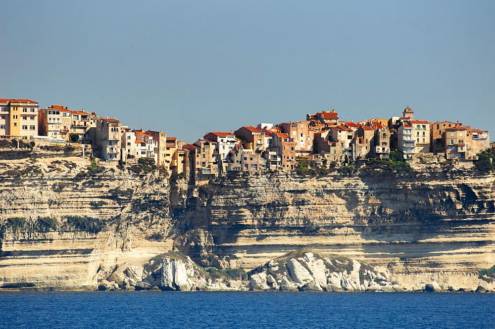 Bonifacio, Corsica, Europe - 1212-401