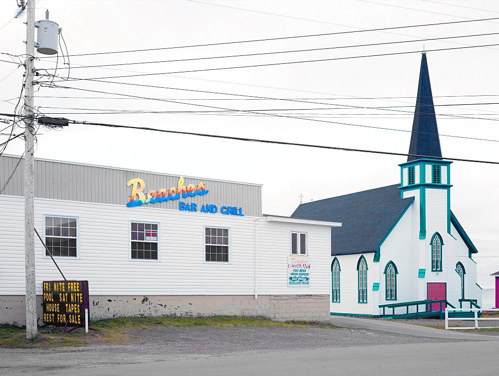 Fogo Island, Newfoundland, Canada, North America