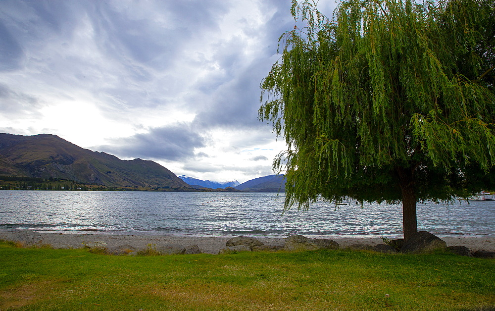 Lake Wanaka, Otago, South Island, New Zealand, Pacific