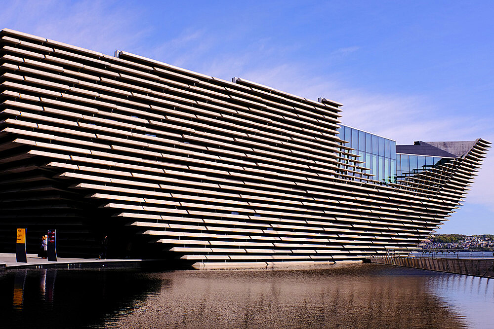 V&A Museum, Dundee, Scotland, United Kingdom
